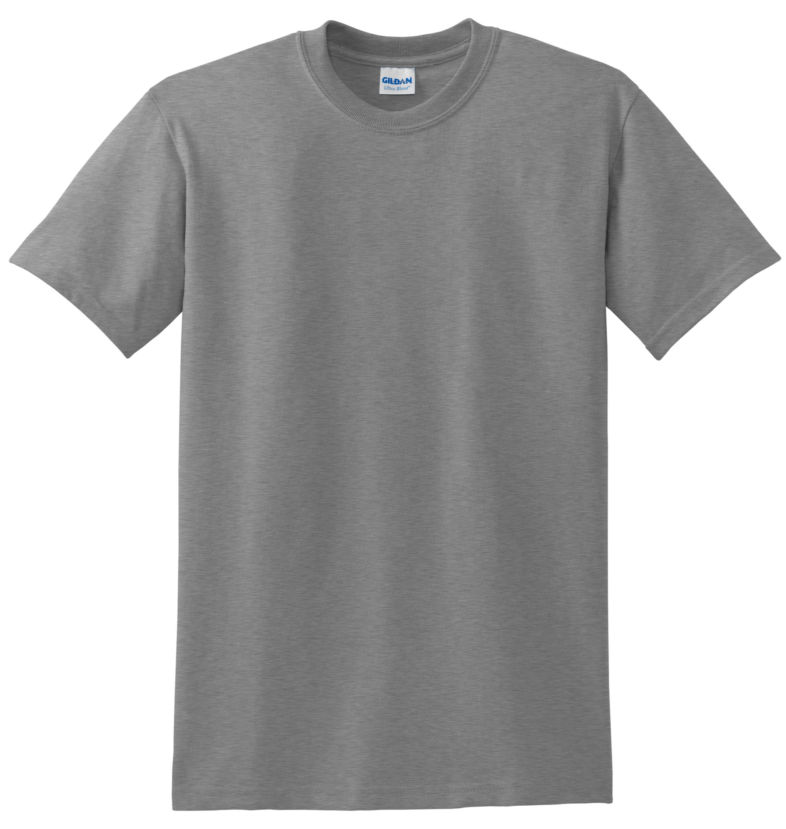 Gildan T Shirt 8000 Screen Printing Embroidery And Custom T