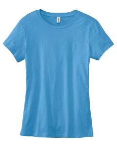 Bella_Canvas_6004_Aqua_Blue_Womens_Favorite_Short_Sleeve_T-Shirt