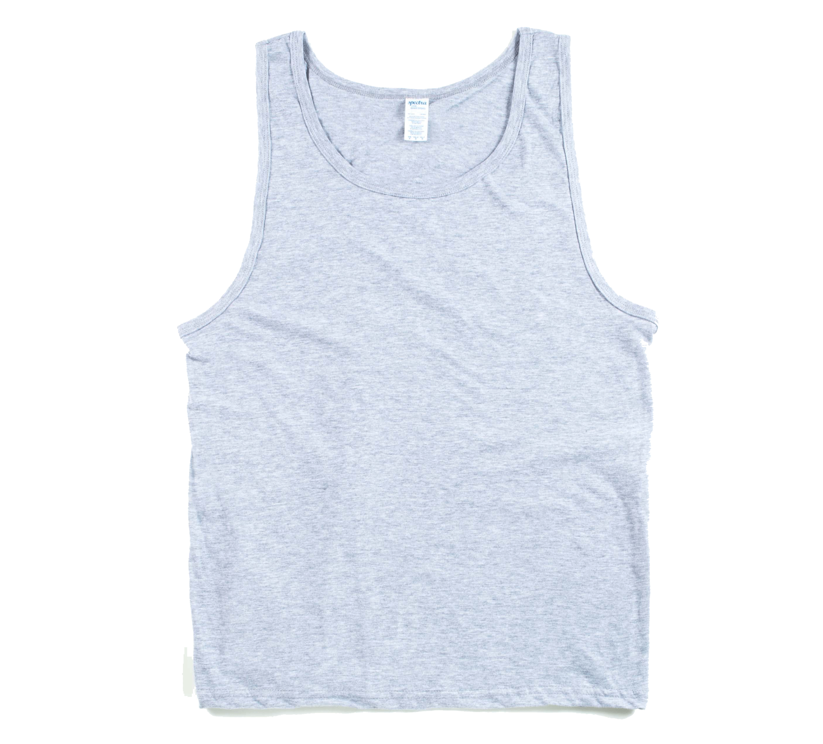 Spectra-2007-Fine-Jersey-Tank-Grey-Heather