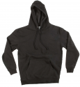 Spectra-4000-Adult-pullover-hooded-fleece-Black