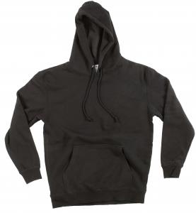 Spectra-4000-Adult-pullover-hooded-fleece-Black